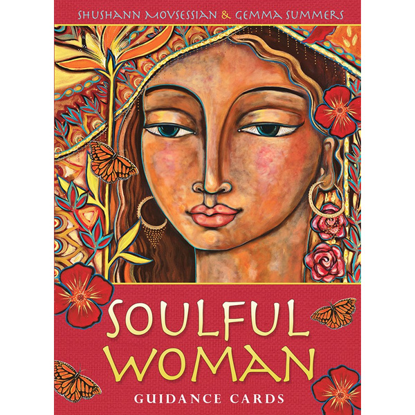 Soulful Woman Guidance Cards 54