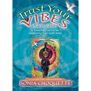 Trust Your Vibes Oracle Cards 34