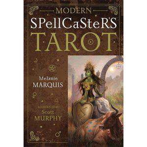 Modern Spellcaster's Tarot 20