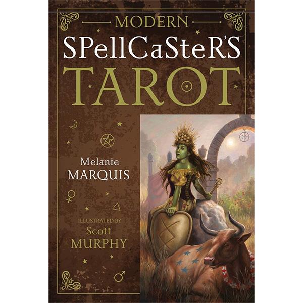 Modern Spellcaster's Tarot 24