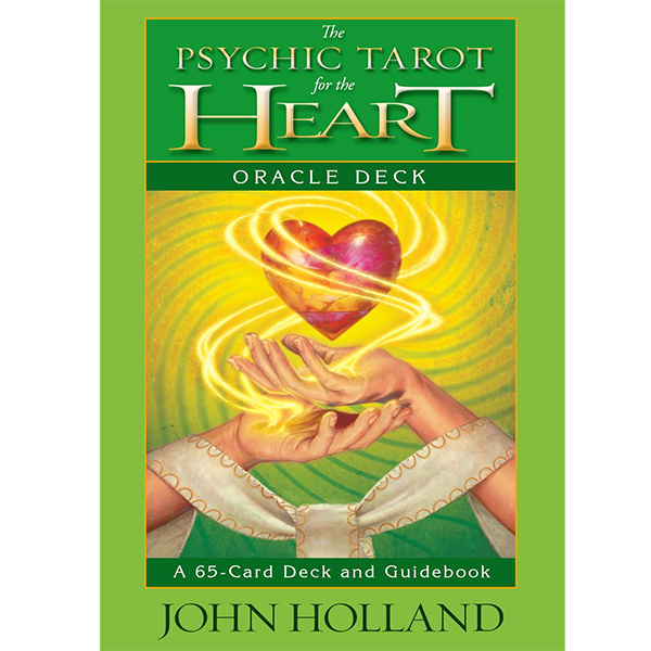 Psychic Tarot for the Heart Oracle Deck 3