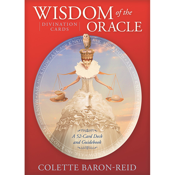 Wisdom of the Oracle Divination Cards: Ask and Know 3