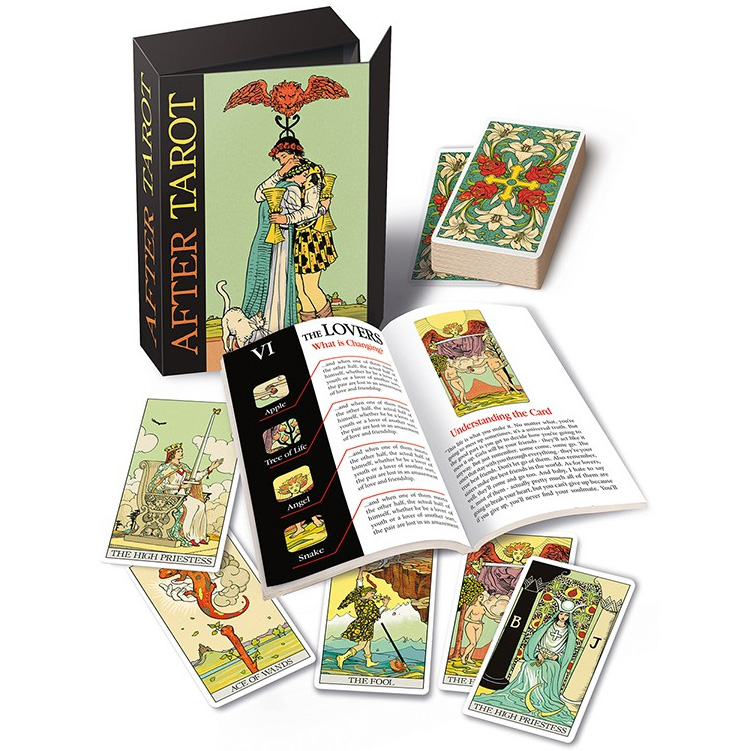 After Tarot - Bookset Edition 1