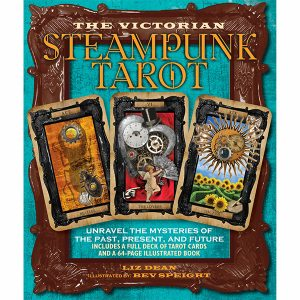 Victorian Steampunk Tarot 6