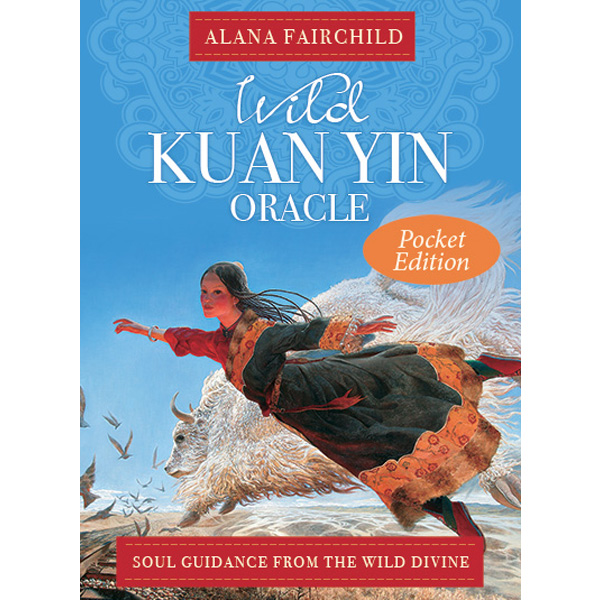 Wild Kuan Yin Oracle - Pocket Edition 33