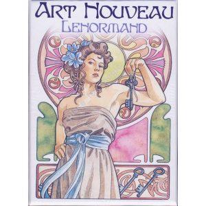 Art Nouveau Lenormand 22