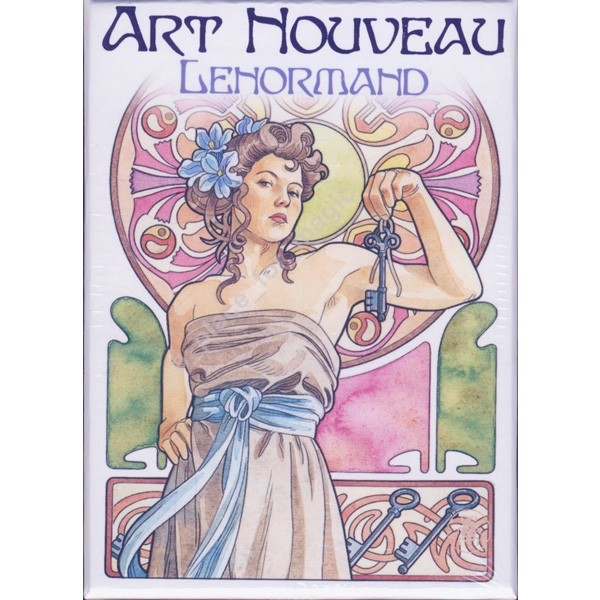 Art Nouveau Lenormand 14