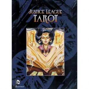 Justice League Tarot 17