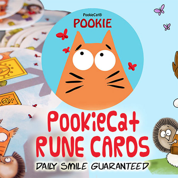 PookieCat Rune Cards 21