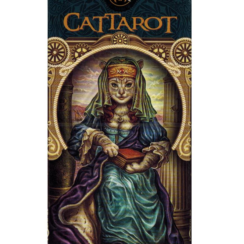 CatTarot (Cat Tarot) 5