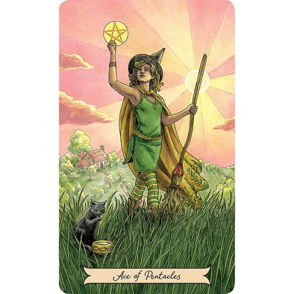 Everyday Witch Tarot 5