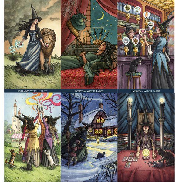Everyday Witch Tarot 8