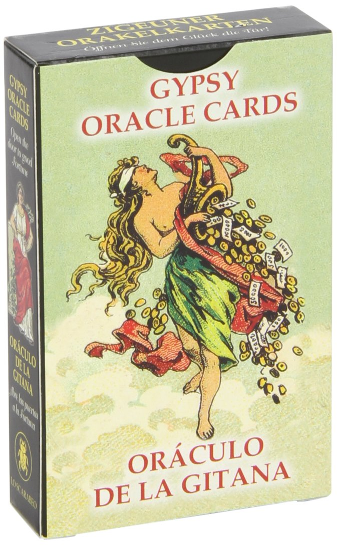 Gypsy Oracle Cards 29