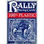 Plastic Rally Playing Cards (Đỏ) 2