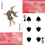 Plastic Rally Playing Cards 4
