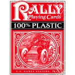Plastic Rally Playing Cards 5