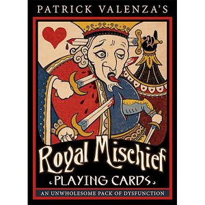 Royal Mischief Playing Cards 16