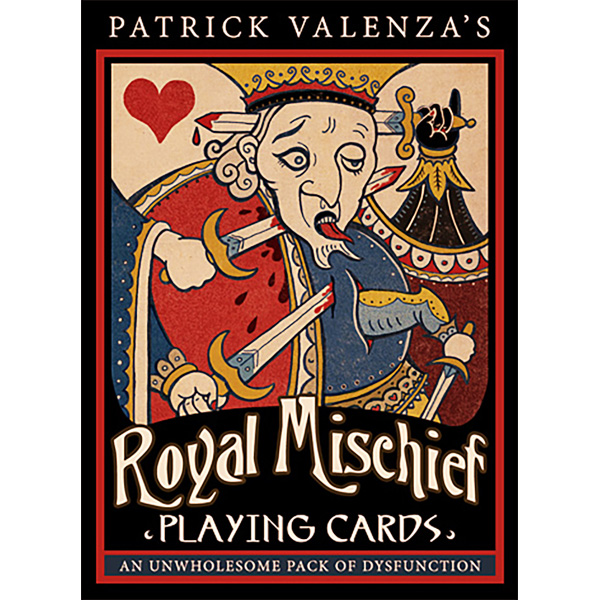 Royal Mischief Playing Cards 7