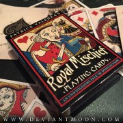 Royal Mischief Playing Cards 2