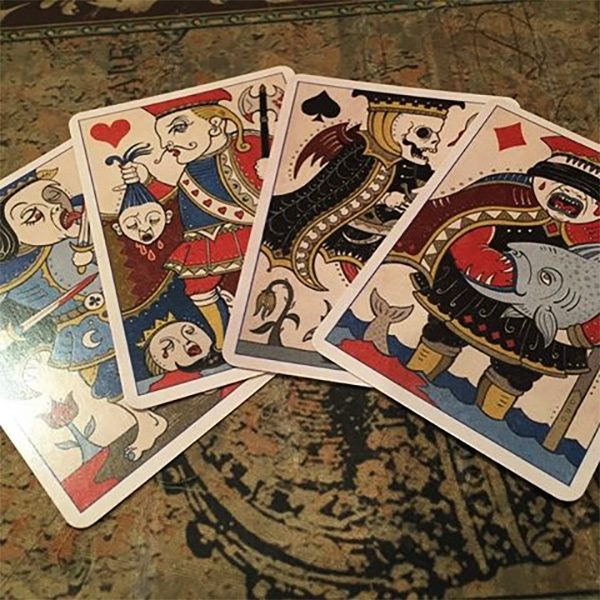 Royal Mischief Playing Cards 4