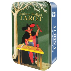 Barbara Walker Tarot - Tin Edition 6