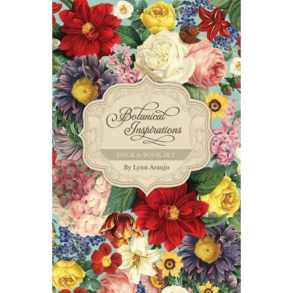 Botanical Inspirations Deck and Book Set 1