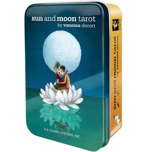 Sun and Moon Tarot - Tin Edition 10