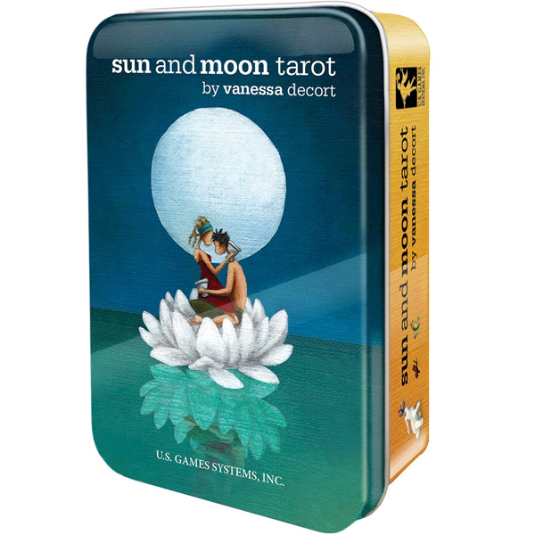 Sun and Moon Tarot - Tin Edition 3