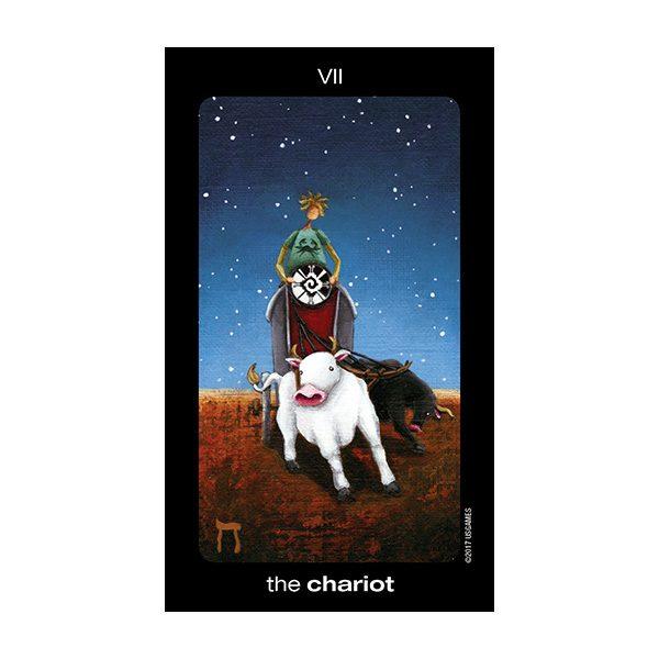 Sun and Moon Tarot – Tin Edition 3