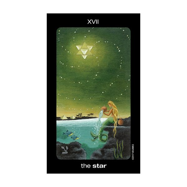 Sun and Moon Tarot – Tin Edition 4