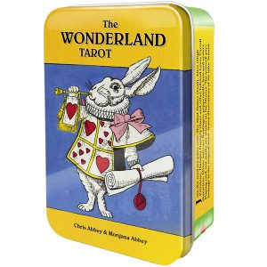 Wonderland Tarot - Tin Edition 8