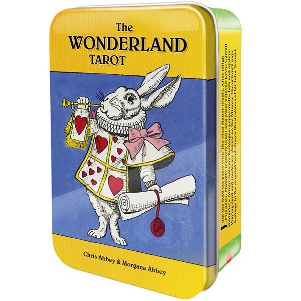 Wonderland Tarot - Tin Edition 7