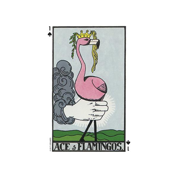 Wonderland Tarot – Tin Edition 4
