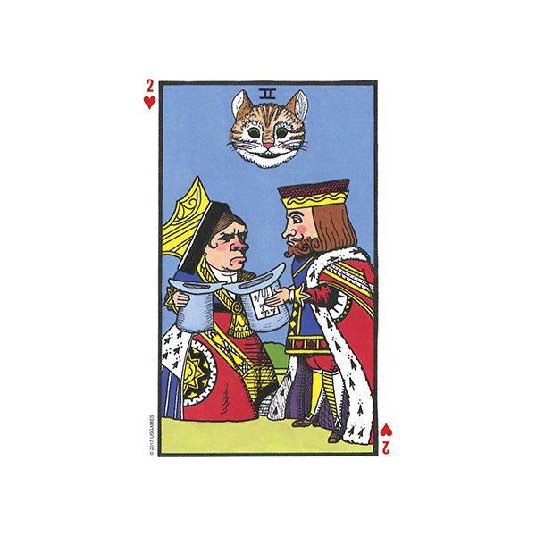Wonderland Tarot – Tin Edition 5