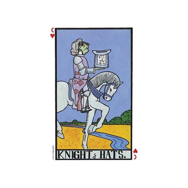 Wonderland Tarot – Tin Edition 6