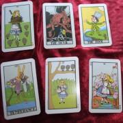 Wonderland Tarot – Tin Edition 9