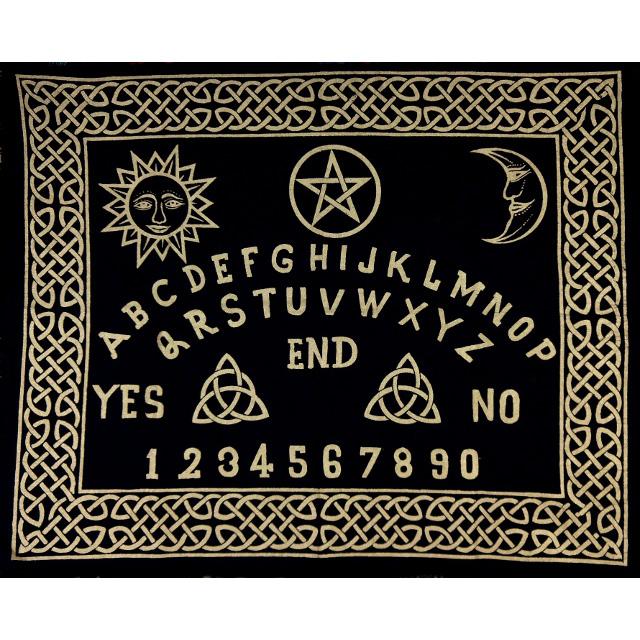 Khăn Trải Bài Tarot Ouija Board 21