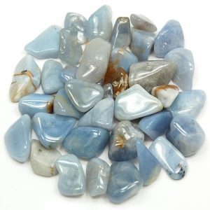 Đá Blue Chalcedony 10