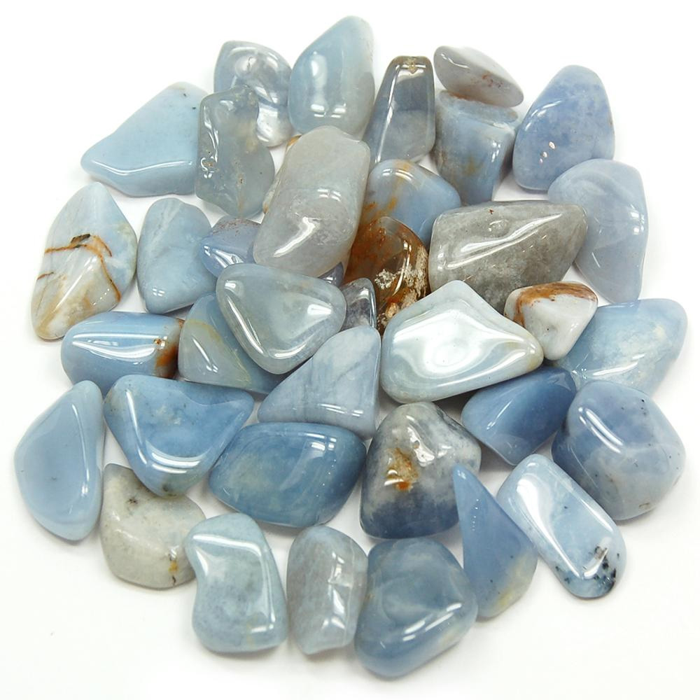 Đá Blue Chalcedony 9