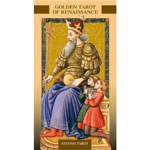 Golden Tarot of the Renaissance 8