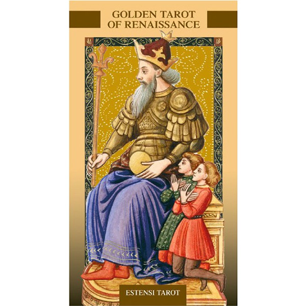 Golden Tarot of the Renaissance 7