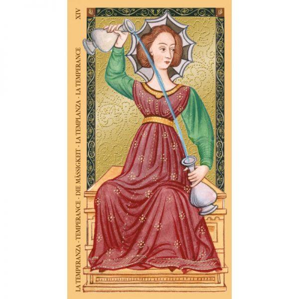 Golden Tarot of Renaissance 4