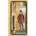 Golden Tarot of Renaissance 6