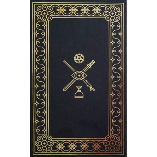 Golden Thread Tarot 1