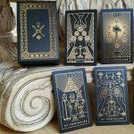 Golden Thread Tarot 7