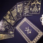 Golden Thread Tarot 8