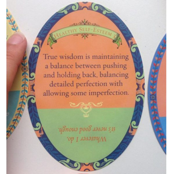 Mind Body Makeover Oracle Cards 2