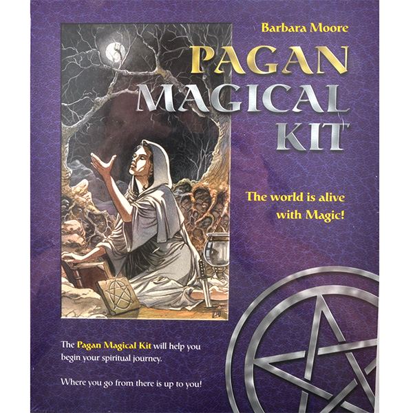Pagan Magical Kit 8