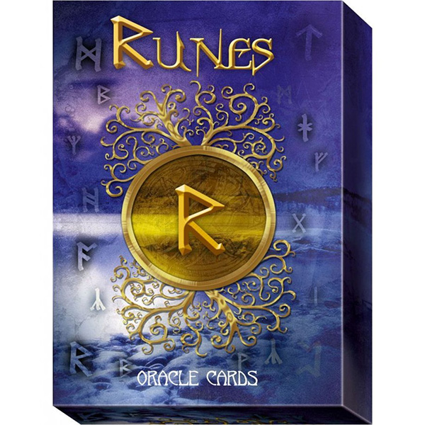 Runes Oracle Cards 12