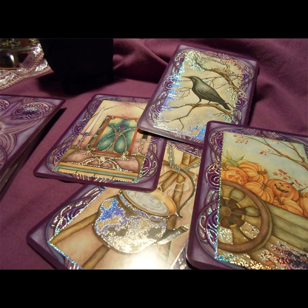 Wiccan Oracle 6